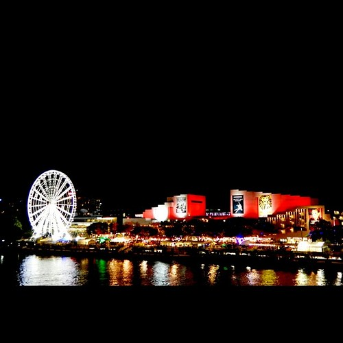 I just want to move to South Bank.