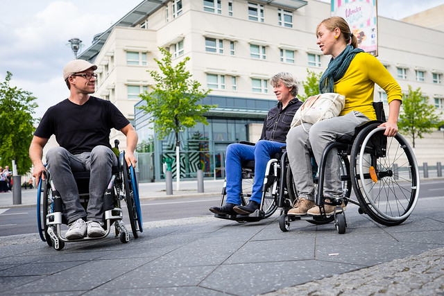 Creative Accessibility Mapping Tour