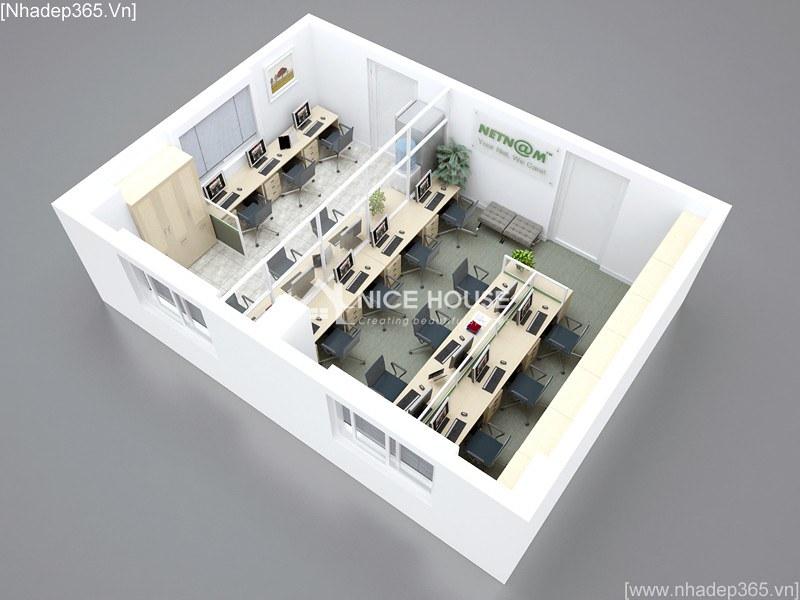 Văn phòng công ty Net Nam_4