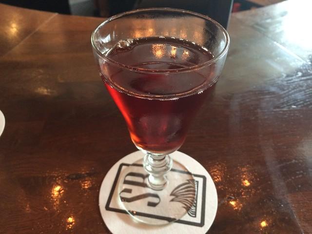 Boulevardier cocktail - Stoneburner