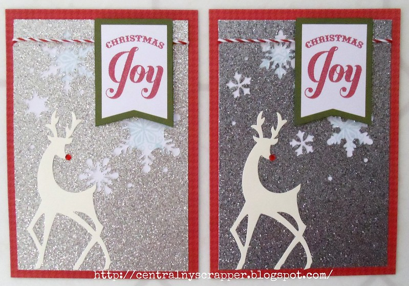 Christmas Joy - Christmas Card Kit