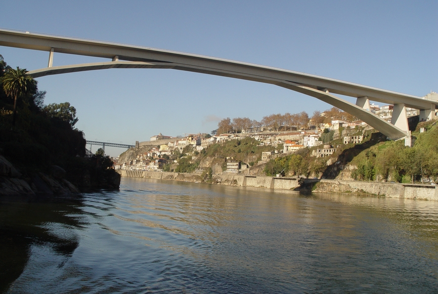 Ponte do Infante Henrique - Porto