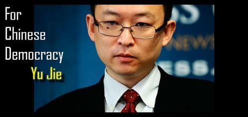 China Democracy Yu Jie