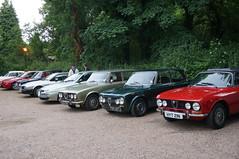 Alfa Romeo Section Meetings