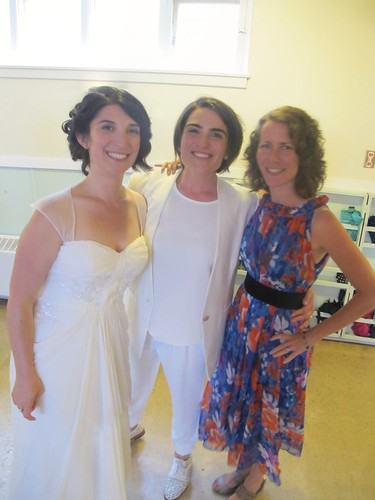 Emily and the Brides