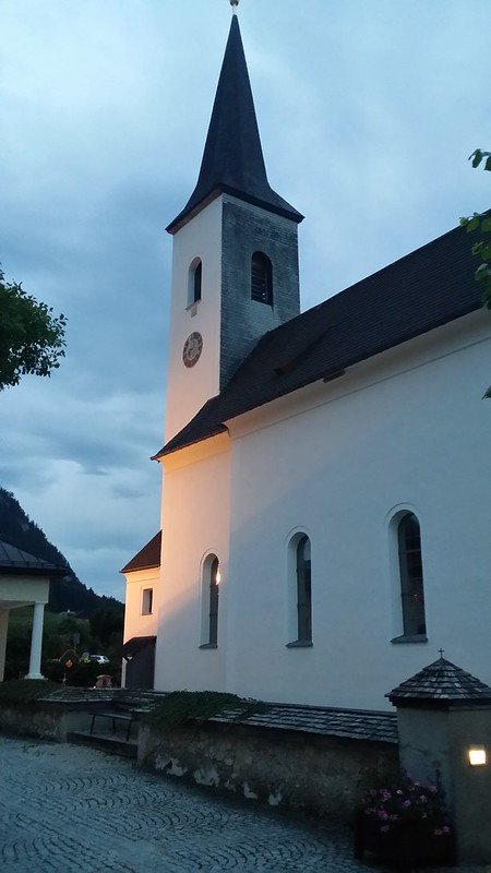 Fuschl Kirche