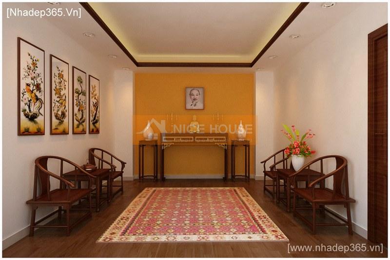 Thiết kế nội thất nhà phố Anh Đồng - HN_10
