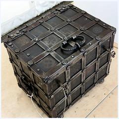 bag(0.0), baggage(0.0), suitcase(0.0), trunk(1.0),