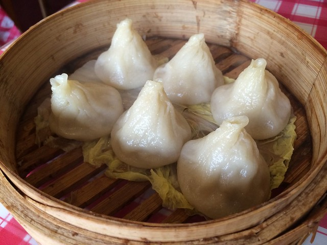 Shanghai soup dumplings - Kingdom of Dumpling