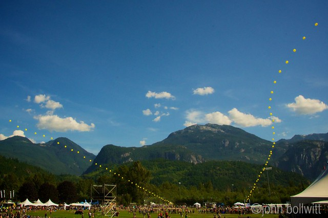 Squamish Valley Music Festival 2014