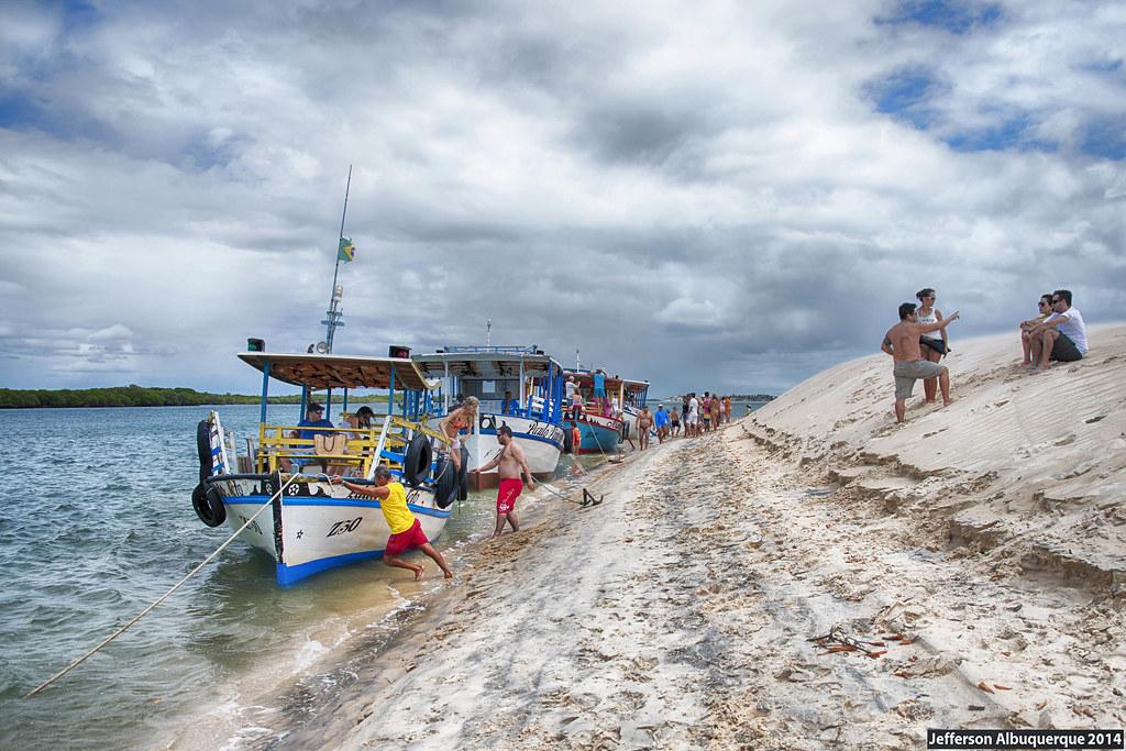 Praia de Galinhos (RN)