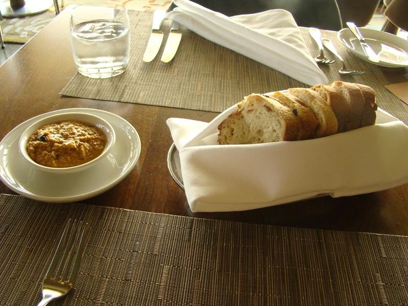 Canoe bread