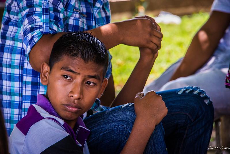 2014 - Mexico - Tuxtla Chico - Son & Dad
