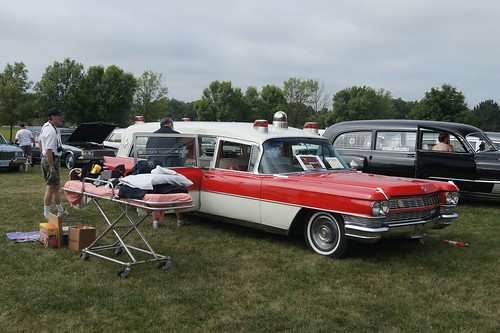 1964 Cadillac Ambulance