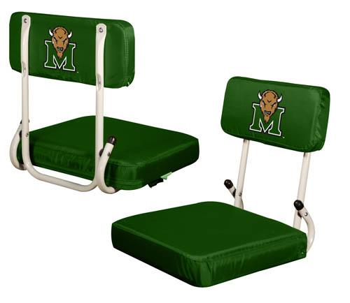 Marshall Thundering Herd Hard Back Stadium Seat