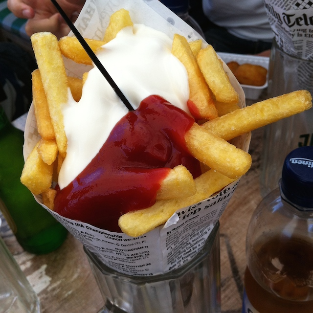 Pommes Cheat Day