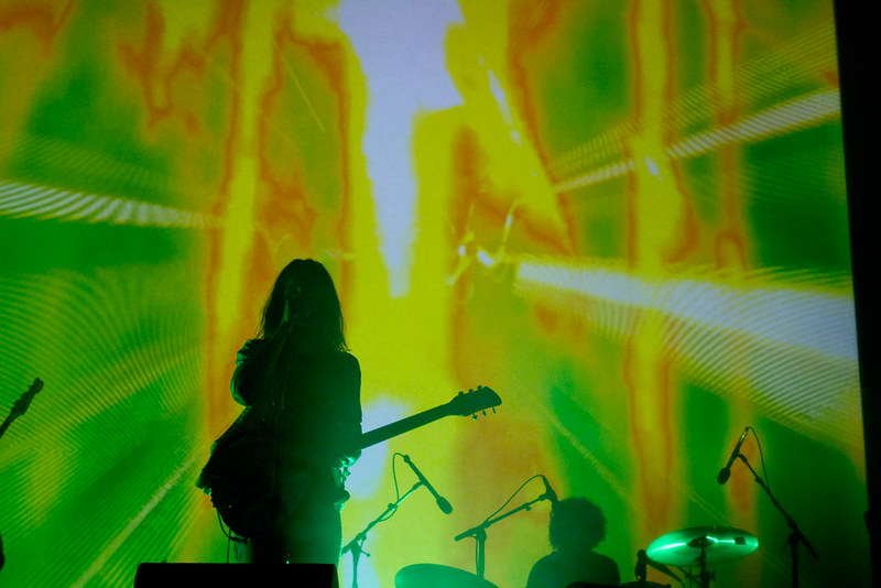 Kevin Parker from Tame Impala at Super Bock Super Rock 2014