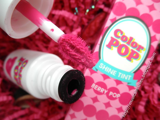 Etude House Color Pop Lip Tint 08 Berry Pop Close