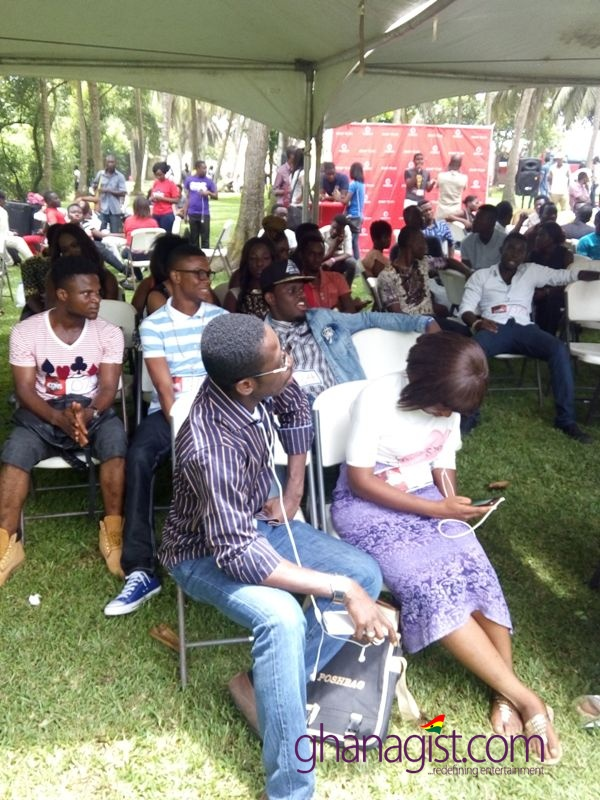 Vodafone Icons Accra auditions