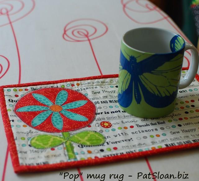 pat sloan pop mug rug 2