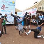 Amani Festival 2014 - Ambiance village humanitaire