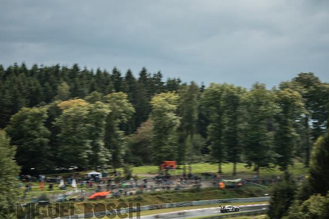 VLN. Round 7 6h ADAC Ruhr-Pokal-Rennen at the Nürburgring 23 August 2014