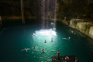 First Cenote 1