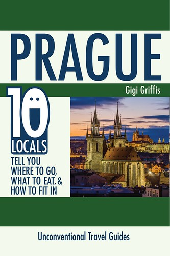 Prague book cover