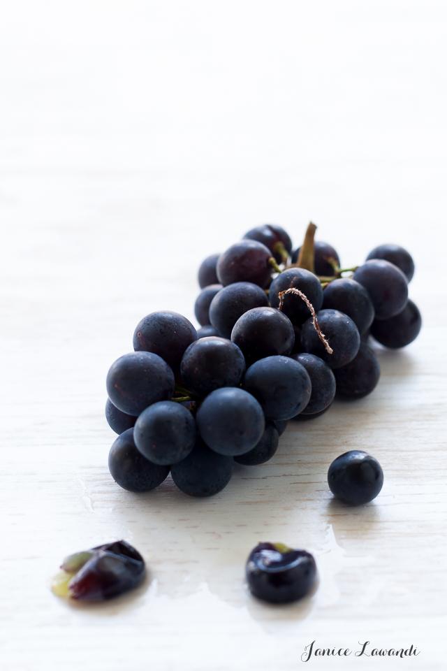 Concord grapes | Janice Lawandi @ kitchen heals soul