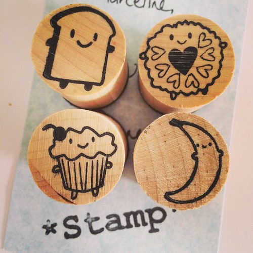 Ooh, new tester stamps from @serious_stamp! Which ones would you like to see added to my shop?