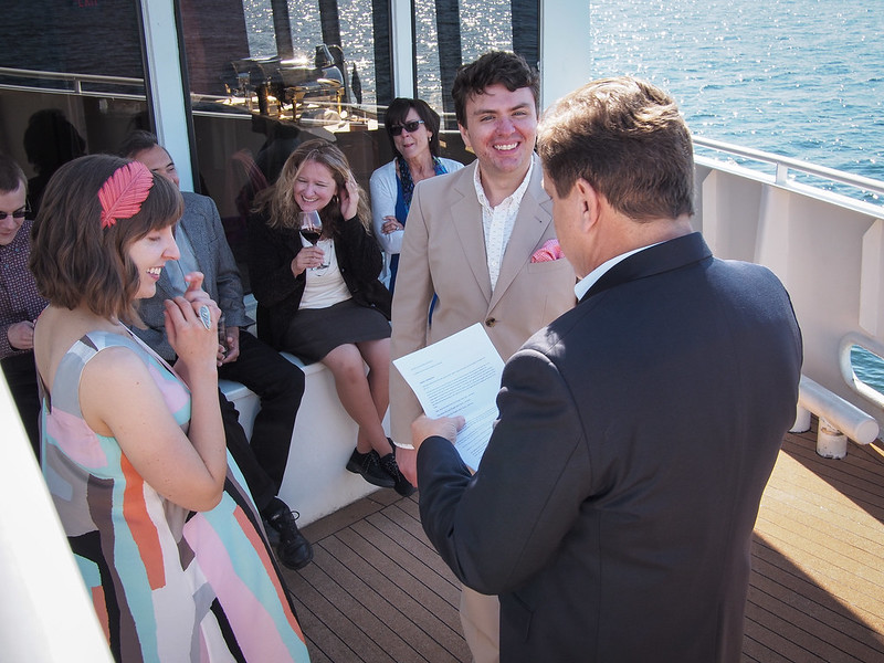 Dustin and Carissa's wedding - 14 September 2014