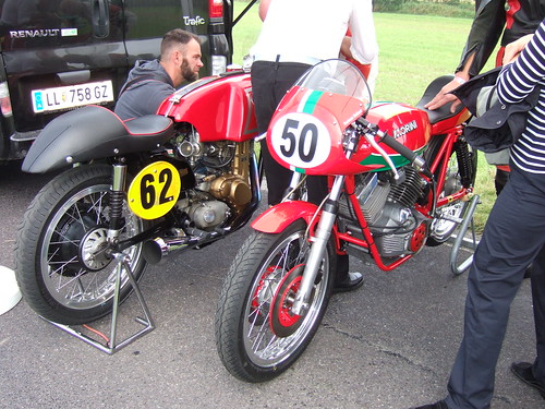 Matchless and Moto Morini