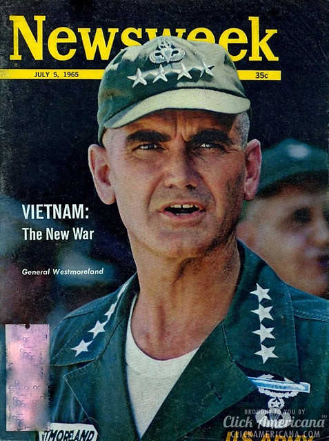 Newsweek, 07-05-1965 - Vietnam: The New War