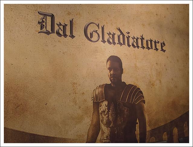 Dal Gladiatore