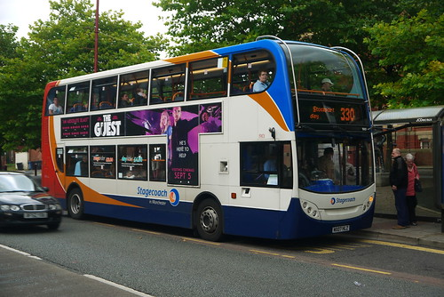 Yet another Enviro400.