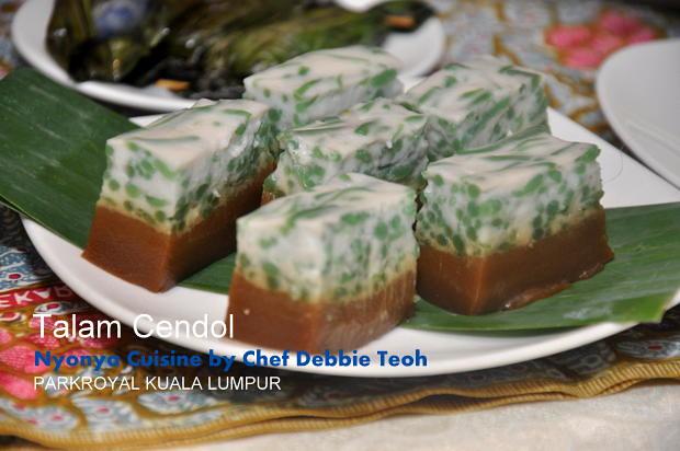Nyonya Cuisine by Debbie Teoh PARKROYAL KUALA LUMPUR 4