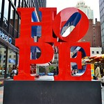 Robert Indiana: HOPE