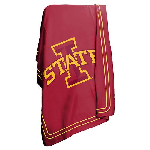 Iowa State Cyclones NCAA Classic Fleece Throw