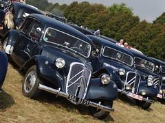 80 Jahre Citroen Traction Avant 2014 La Ferte-Vidame 432