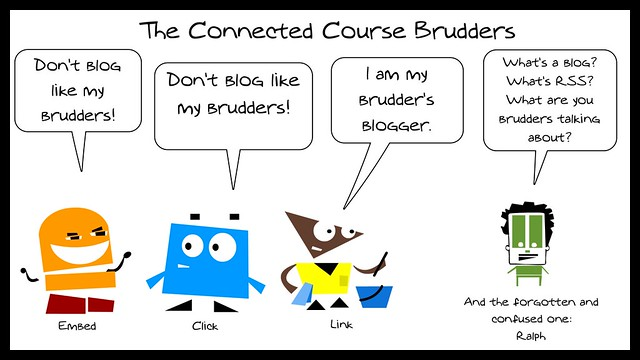 The #CCourse Brudders