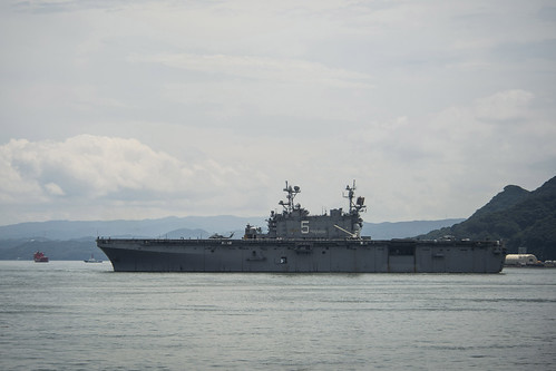 Peleliu Amphibious Ready Group Begins 7th Fleet Patrol
