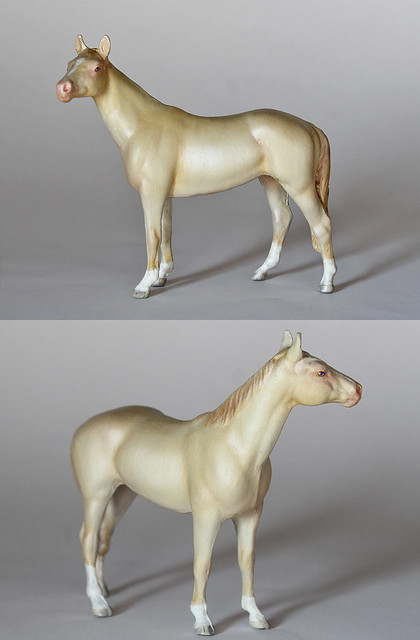 Breyer native dancer repaint