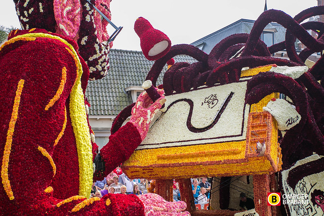 ズンデルトのフラワーパレード