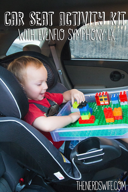 Car Seat Activity Kit
