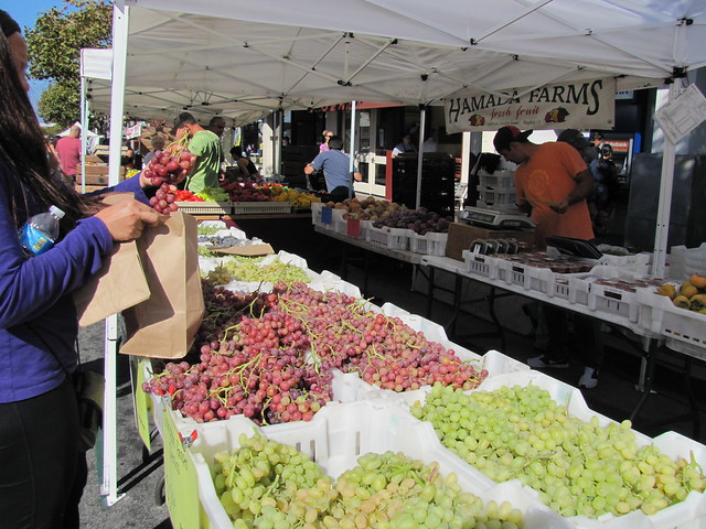 Farmer's Market in Oldtown Monterey