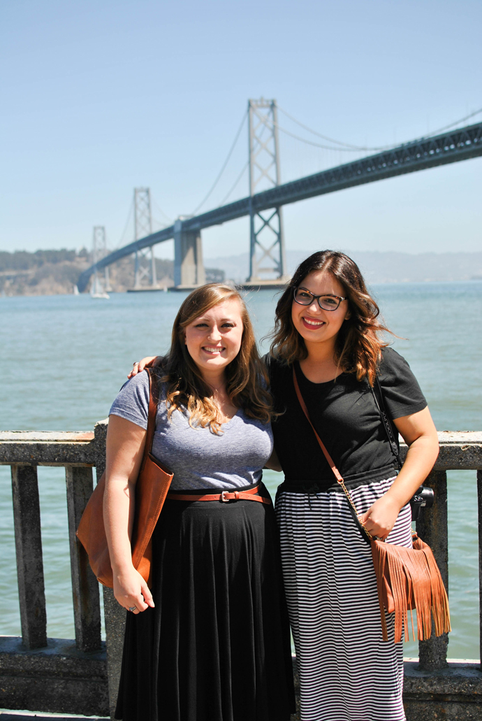danica, summer, blogging friends, adventure, sf, cable cars, golden gate bridge