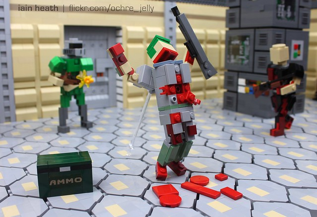 LEGO DOOM: Former human is former, again