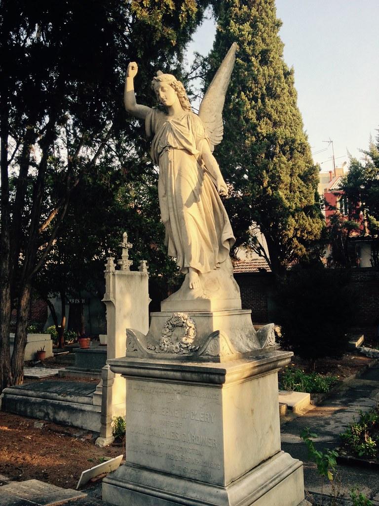Cementerio Britanico British Cemetery Madrid Ricardo Mena Flickr