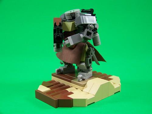 combat machine CM-002 ''Felix''