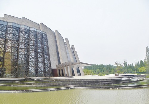 Zhejiang-Wuzhen -Théâtre(3)